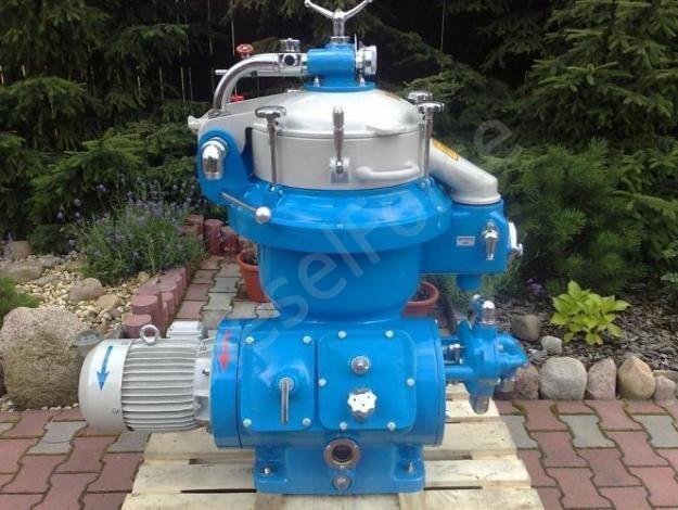 Сепаратор топлива alfa laval мав 103в 24 Кожухотрубный теплообменник Alfa Laval ViscoLine VLO 70/104-6 Шадринск